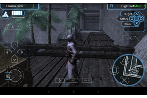 Assassin's Creed - Bloodlines Android APK+ISO Download For ...
