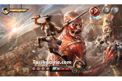 Attack on Titan Wings of Freedom Game PC Download