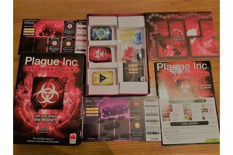 Plague Inc: The Board Game Review - Just Push Start
