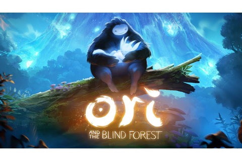ORI AND THE BLIND FOREST - Gameplay do Início (Xbox One ...