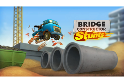 Bridge Constructor Stunts Mod Apk Games Android