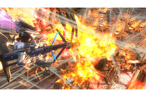 EARTH DEFENSE FORCE 4.1 The Shadow of New Despair - Free ...