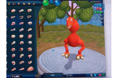 Electronic Arts releases Spore Creature Creator to create ...