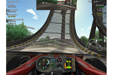 Nitro Stunt Racing - Bilder aus der Testversion - GameStar