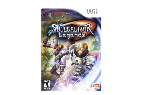 Soul Calibur: Legends Wii Game - Newegg.com