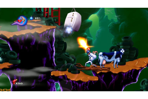 Earthworm Jim's Mean-Spirited Satire Doesn't Hold Up