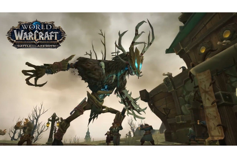 World of Warcraft: Battle for Azeroth | Forudbestil WoW ...