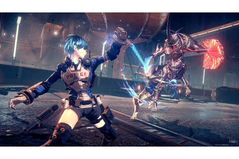 Astral Chain Hands-on Preview - Hands-on Preview ...