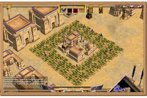 Age of Mythology Free Download RTS Game PC Full Version