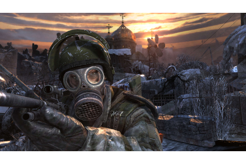 It's A Cult!-Metro 2033 - Einfo Games