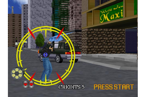 Virtua Cop 2 1.0 download (12.08MB) » PC Games Action ...