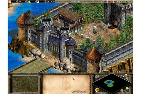 2d - What is the name of perspective of Age of Empires II ...