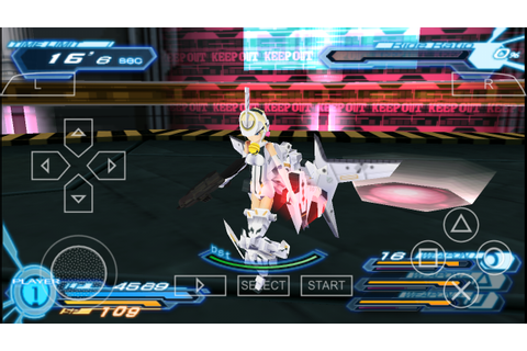 Busou Shinki Battle Masters Km2 (Japan) PSP ISO Free ...