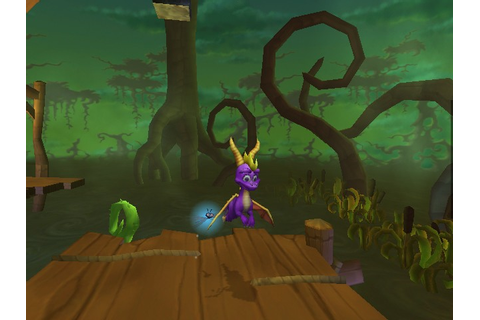 All Spyro: A Heros Tail Screenshots for PlayStation 2 ...