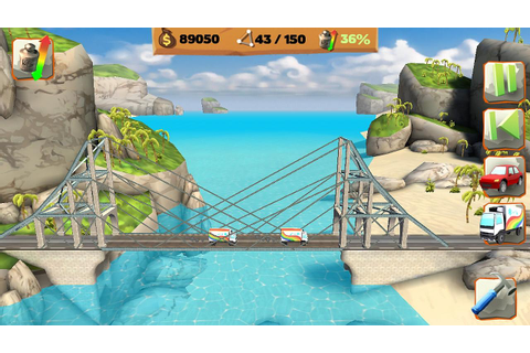 Bridge Constructor Playground FREE - Android Apps on ...