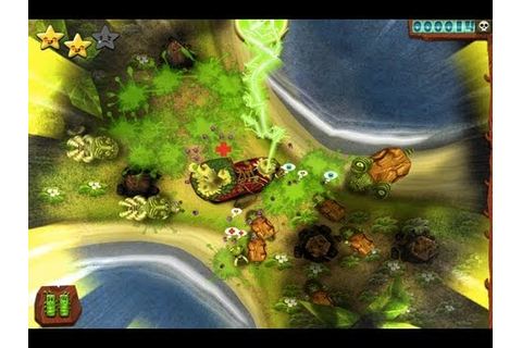CGRundertow ANT RAID for iPad Video Game Review - YouTube