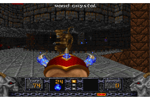 Heretic | Old DOS Games | Download for Free or play on ...