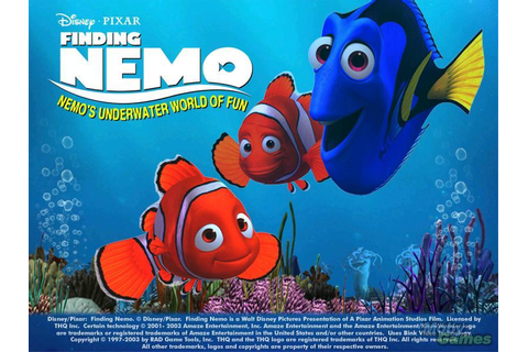 Finding Nemo: Nemo's Underwater World of Fun - Finding ...