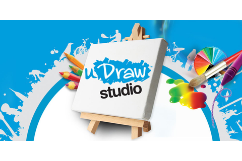 uDraw StudioTM with uDraw GameTabletTM | Wii | Games ...