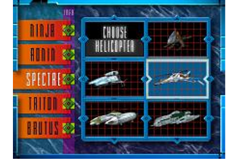 Helicops Download (1997 Arcade action Game)