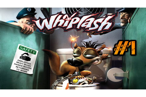 Let's Play: Whiplash for the Xbox: Part 1: Gameplay and ...