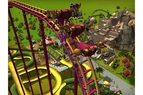 Download FREE Roller Coaster Tycoon 3 Platinum PC Game ...