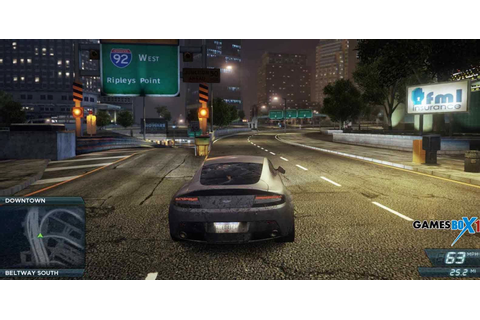 Need For Speed Most Wanted Download Pc Game Free - Gamesbox1