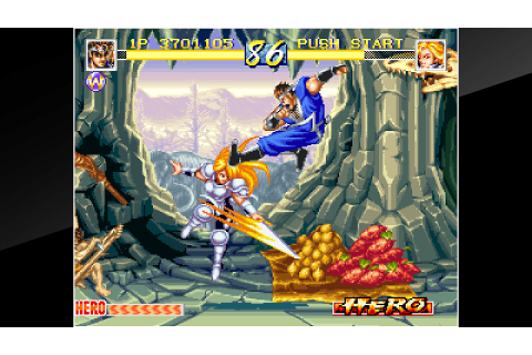 ACA NEOGEO WORLD HEROES PERFECT Game | PS4 - PlayStation
