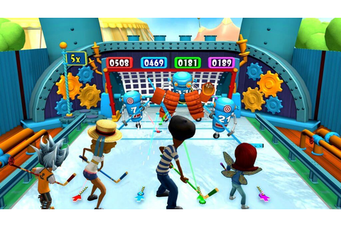Carnival Games Bringing The Party To PS4 With 20 Mini-Games