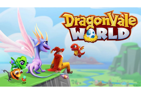 DragonVale World (by Backflip Studios Inc) Android ...