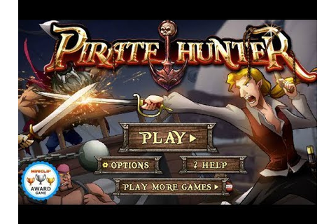 Pirate Hunter - Flash Adventure Game! - YouTube