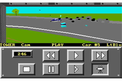 Download Bill Elliott's Nascar Challenge - My Abandonware