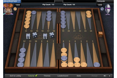 Backgammon 2 player same computer online | Backgammon ...