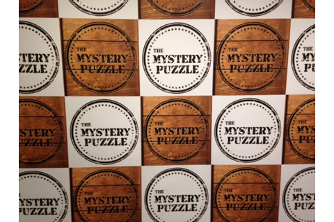 The Mystery Puzzle (Escape Room Game) - KidTown Sydney