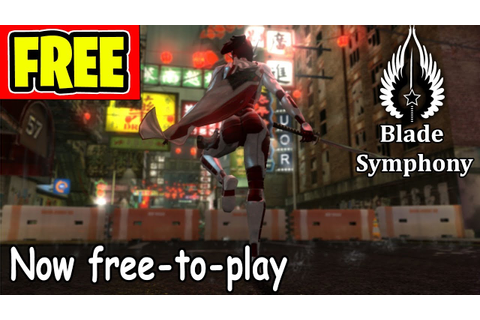 "*FREE* Game ""Blade Symphony"" on Steam (now Free-To-Play ..."