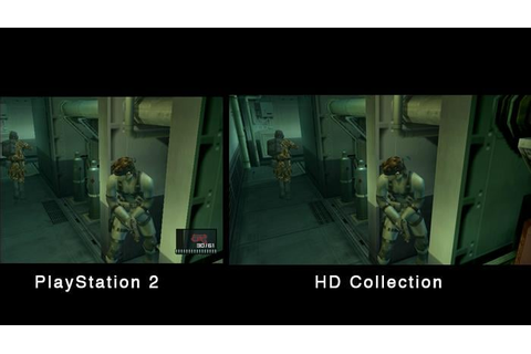 Game Review: Metal Gear Solid HD Collection ~ I Must Confab