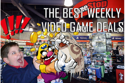 The Best Weekly Video Game Deals Roundup - Gameranx