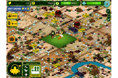 GreenSpace « Facebook Game