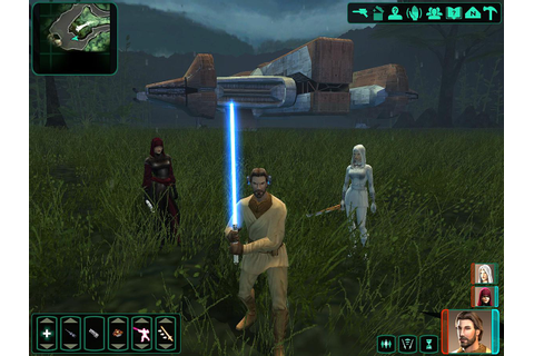 Star Wars: Knights of the Old Republic II: The Sith Lords ...