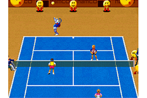 Mame emulator games for Tennis category - Mamepedia
