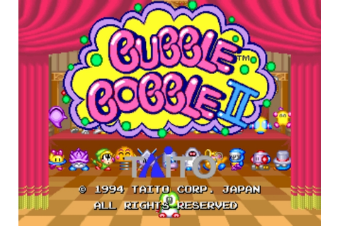 Bubble Bobble Part 2 NES Nintendo Game