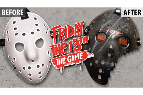 Making a Friday The 13th 2017 Video Game (Savini) Hockey ...