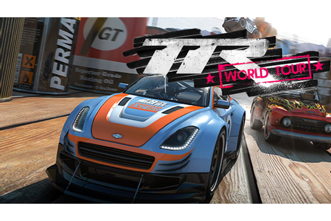 Table Top Racing: World Tour Gameplay Walkthrough - MICRO ...