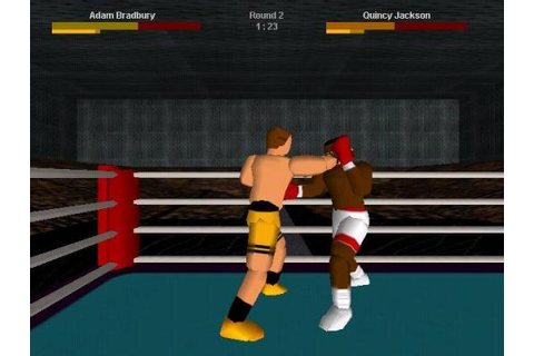 Championship Boxing PC game Play boxing matches from ...