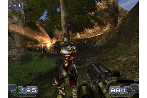 Games: Unreal Tournament 2003|NVIDIA