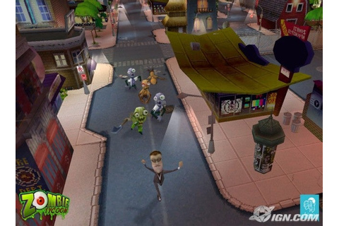The PSP Report: Zombie Tycoon Coming to the PSP