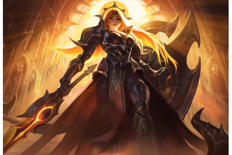 Eclipse Leona earns her own login screen theme | Dot Esports