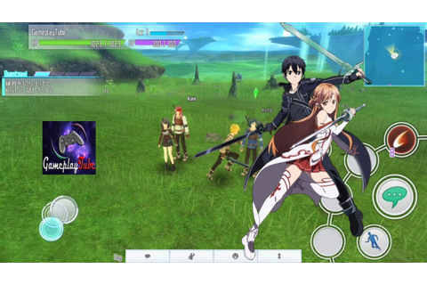 Sword Art Online Integral Factor MMORPG Open World Android ...