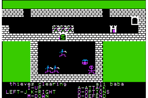 The CRPG Addict: Game 103: Ali Baba and the Forty Thieves ...