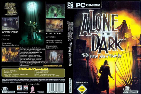 Download Alone in the Dark - 4 The New Nightmare {PC Game ...
